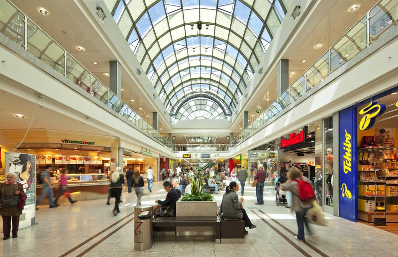 Einkaufszentrum Baden Baden
