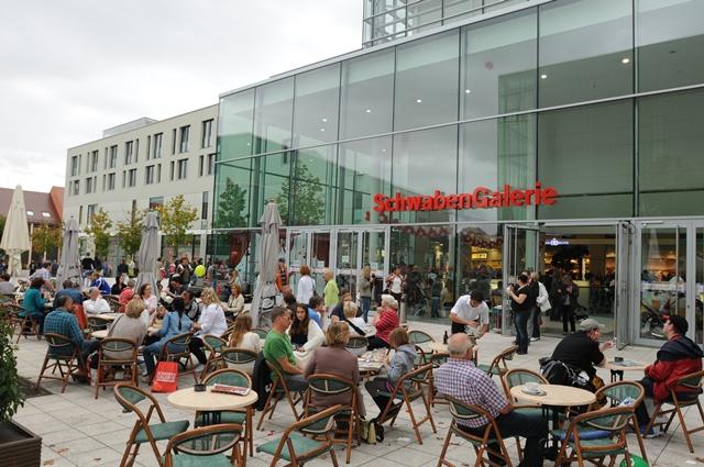 Einkaufszentrum Stuttgart