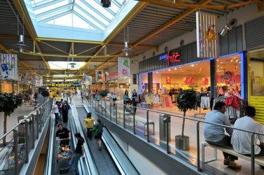 Einkaufszentrum Bremen